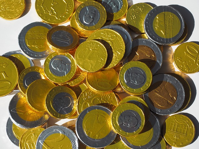 mince, euro centy